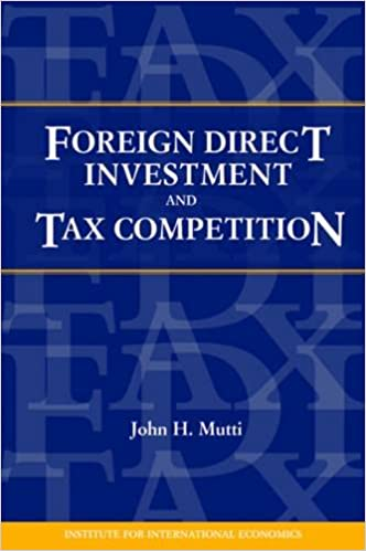 }BETTER} Foreign Direct Investment And International Taxation (Policy Analyses In International Economics). conforme Justin Kabat pendant Contact sending