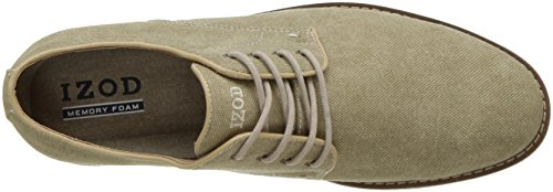 IZOD Mens Image Oxford Dark Natural cVyXWYoEnK