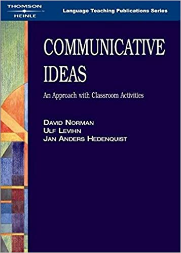 Read online Communicative Ideas: An Approach with Classroom Activities PDF, azw (Kindle)