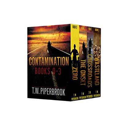 Contamination Boxed Set (Books 0-3 in