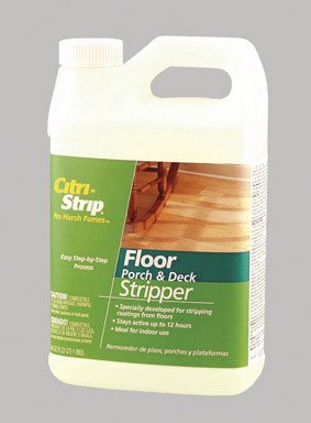 Citri-Strip HCG73803T Paint and Varnish Stripping Gel, 1/2-Gallon by Citri-Strip (Image #1)