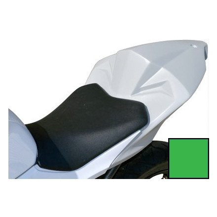 Race Tail Section - Hotbodies Racing (51303-1313) Green Fiberglass Race Tail Section Panel