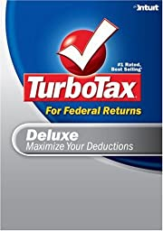 TurboTax Deluxe Federal 2007 [Download] [OLD VERSION]