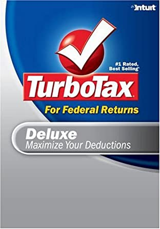Amazon.com: TurboTax Deluxe Federal 2007 [Download] [OLD VERSION ...