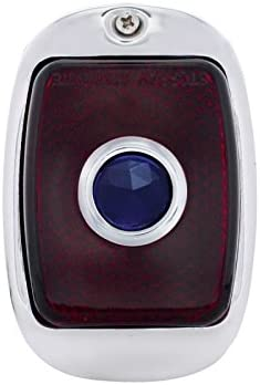 with blue dot lens 1937 Ford Passenger car taillights