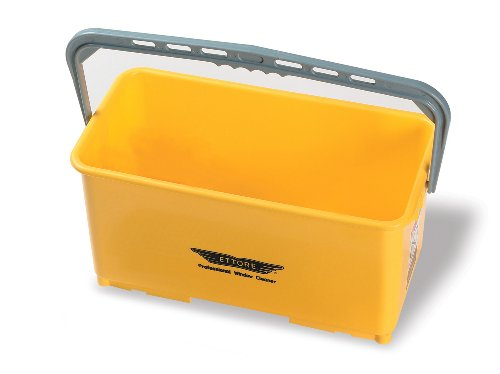 Ettore 85000 Super Bucket with Handle (Pack of 6) by Ettore