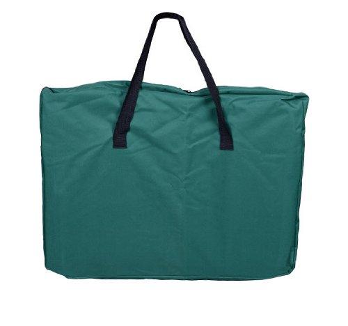 Parc a chiots chiens polyester oxford tissu pliable 125x125x58cm vert 72 Homcom Pets-PTD-3656
