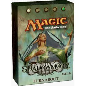Magic the Gathering: 10th Edition MTG - Shadowmoor - Theme Deck - Turnabout