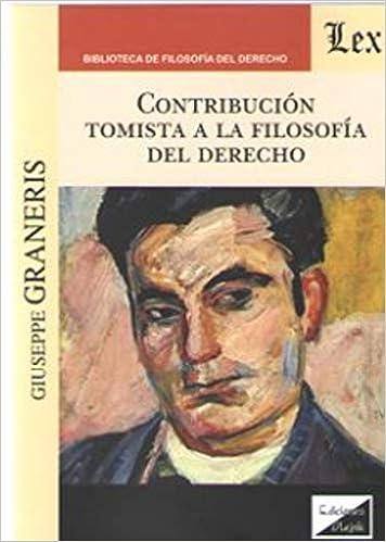 Contribucion Tomista A La Filosofia Del Derecho Giuseppe