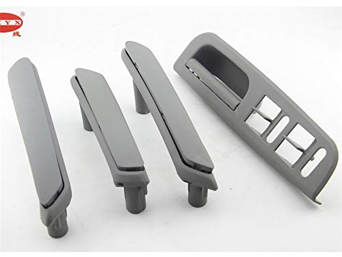 Hafwen Store - 8 PCS/A Set Gray for VW passat door handle armrest regulator switch box for volkswagen passat B5 switch panel Top quality