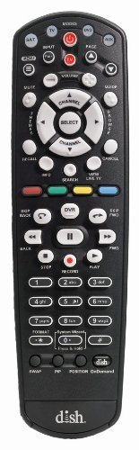 DISH Network 40.0 UHF 2G Remote for Hopper/Joey Receivers (Dish Tv Hopper)
