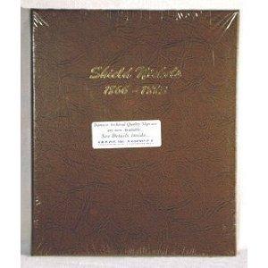 Dansco Shield Nickels 1866-1883 Album