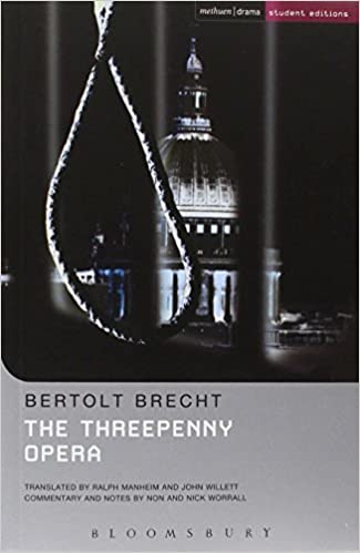 Book The Threepenny Opera (Student Editions) by Bertolt Brecht (2005-05-15)