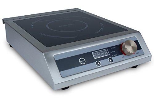 Induktionskocher - Induktionskochfeld - Tisch Induktion - 3500 Watt - Gastroqualität