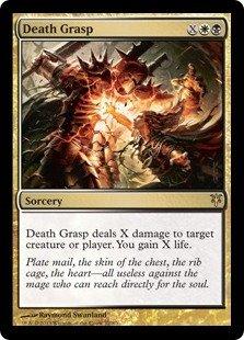 Magic: the Gathering - Death Grasp - Duel Decks: Sorin vs Tibalt
