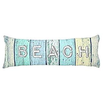 Amazon Com Koudjkd Relaxing Blue Beach Ocean Landscape