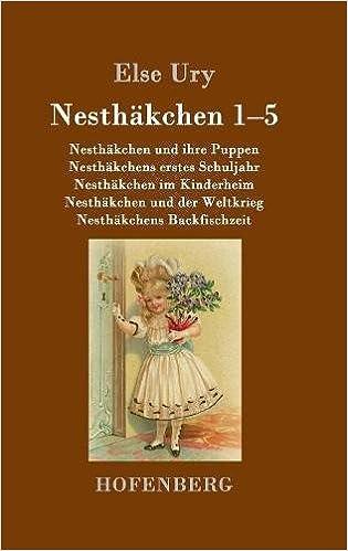 Bücher Nesthäkchen Gesamtausgabe In Zwei Bänden Else Ury