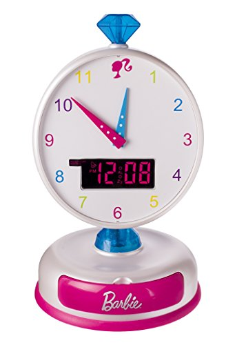 Barbie 10038 Geo Pop Alarm Clock (Barbie Radio)