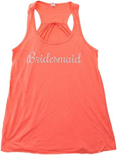 JTshirt.com-19865-Bridesmaid | Flowy, Silky, Fashionable Racerback Women\'s Bridal Tank Top-B00TKRUD7E-T Shirt Design