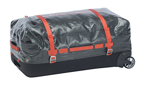 Big Agnes Stagecoach Rolling Duffel Waterproof Suitcase, Large 125L / ()