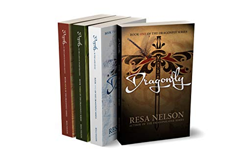 (The Dragonfly Series: Books 1-4: The Dragonfly Series Box Set)