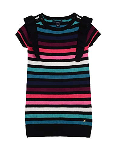 Used, Nautica Toddler Girls' Holiday Party Sweater Dress, for sale  Delivered anywhere in USA