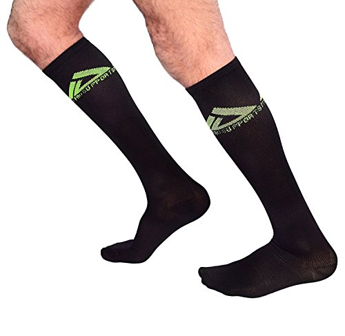 My Pro Supports Compression Socks - Cold Sunglasses Shoulder