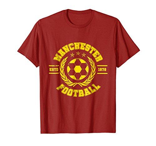 - Manchester Soccer T-Shirt