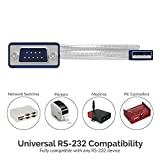 Sabrent USB 2.0 to Serial (9-Pin) DB-9 RS-232