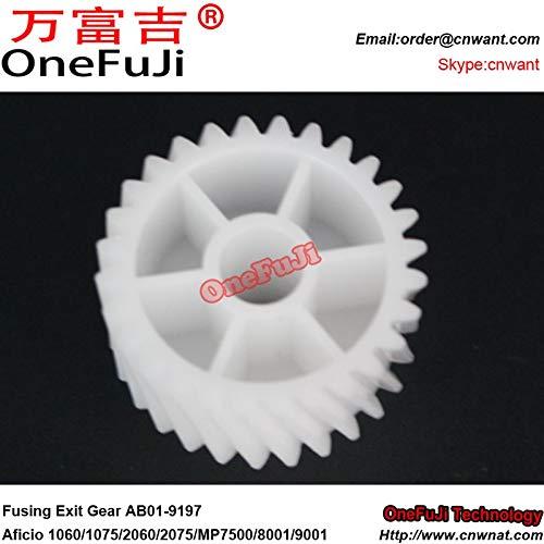 - Yoton AB01-9197 AB019197 AF1060 AF10075 AF2060 Fusing Exit Gear Compatible for Yoton Aficio 1060 1075 2060 2075 MP7500 MP8001 MP9001