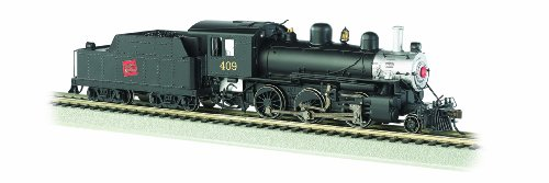 Bachmann Industries ALCO 260 DCC Sound Value Locomotive CN #409 HO Scale Train Car -  BAC51814