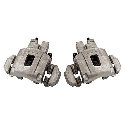 CKOE00975 [ 2 ] REAR Premium Grade OE Semi-Loaded Caliper Assembly Pair Set ()
