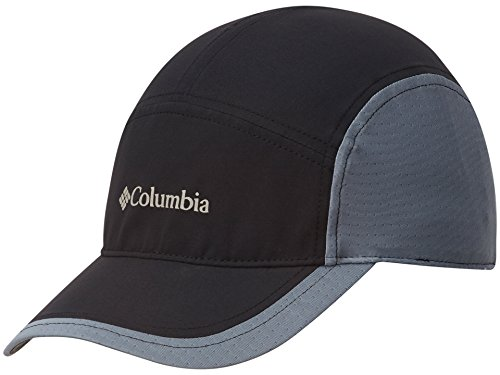 Columbia Women's Freeze Degree Hat Black/Grey Ash (Columbia Running Hat)