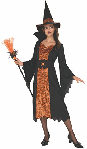 Rubie's Costume Co Women's Standard Witch, As Shown, ()