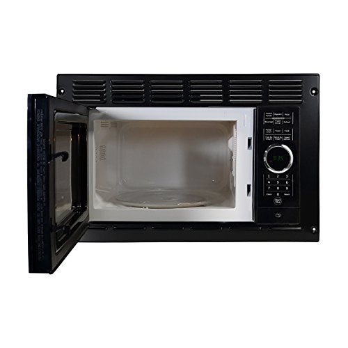 Greystone Rv Trailer Built In Microwave Oven W Trim Kit