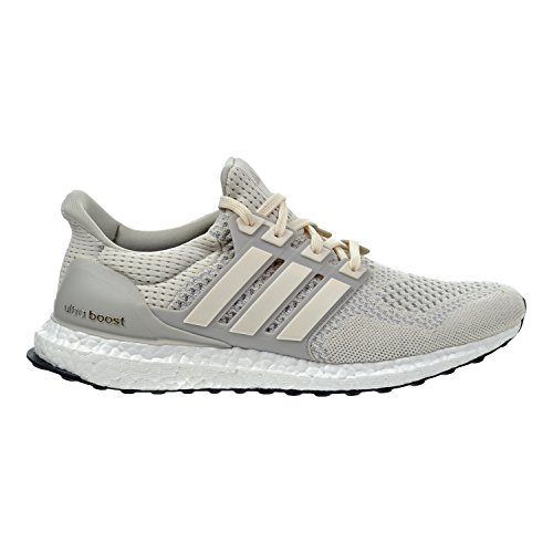 Adidas Ultra Boost LTD Running Shoe, Grey/White/Clear Granite Grey, 8.5 M US Review