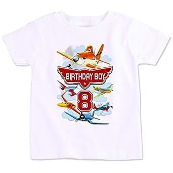 Disney Planes Birthday Boy 8 T-Shirt