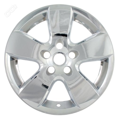 Coast To Coast IWCIMP331X 20 Inch Chrome Wheelskins With Slt - Pack Of 4