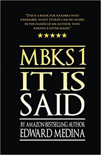 It Is Said (Mathias Bootmaker and the Keepers of the Sandbox Book 1)