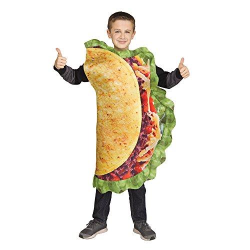 Fun World Taco Costume, One Size, -