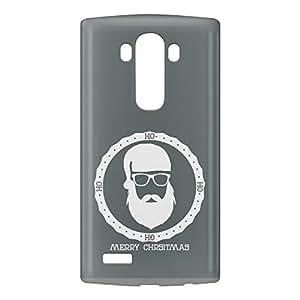 Loud Universe LG G4 Santa Badge Print 3D Wrap Around Case - Green
