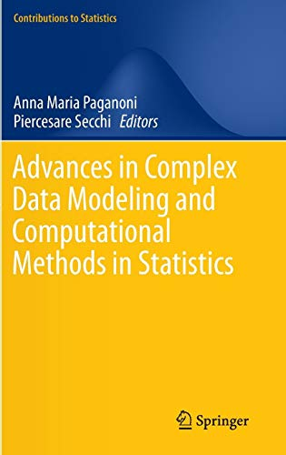 Advances in Complex Data Modeling and Computational Methods in Statistics (Contributions to Statistics)