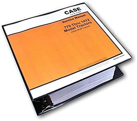 Amazon.com: Case David Brown 1200 1210 1212 1410 1412 ...