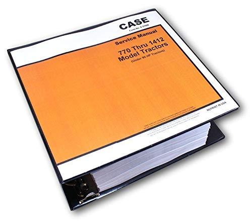 - Case David Brown 1200 1210 1212 1410 1412 Diesel Tractors Service Manual Shop