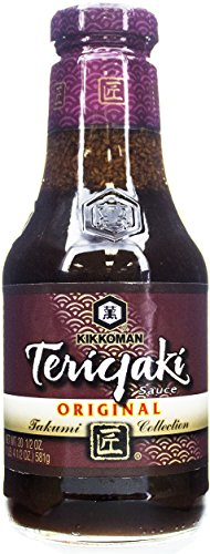 Kikkoman Orignal Takumi Colleciton Teriyaki Sauce, 20.5 Ounce (Pack of 6) -