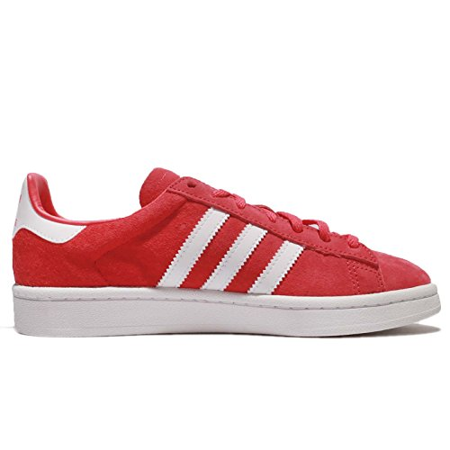 adidas Women's Campus W HK, Corpnk/Ftwwht/Crywht, 5.5 M US