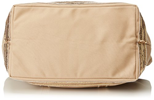 Paillettes Bag Women's Yellow Vanessa Zippe Coton Bruno bl Cabas Et Moyen x05zO85wq