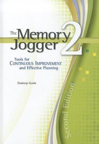 Memory Jogger Management Continuous Improvement product image