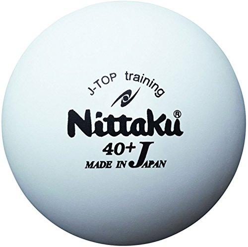 닛타쿠 (Nittaku) 탁구 볼 연습용 재팬 톱 트레이닝구 5다스(60개 들이) NB-1366