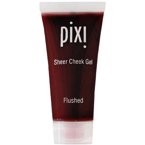 Pixi Sheer Cheek Gel, No.4 Flushed, 0.53 oz